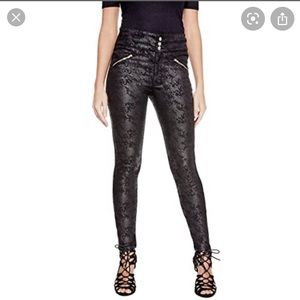 Erin Animal print Jeggings